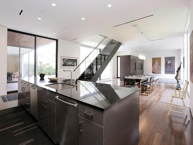 Ngôi nhà của gia đình đa thế hệ này sẽ khiến bạn bất ngờ vì tính thống nhất cao của nó - Ảnh 7.