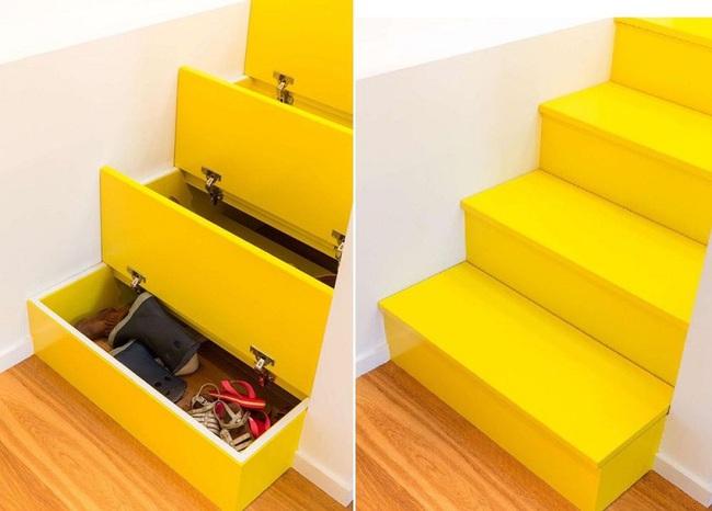 4 mẫu thiết kế cầu thang độc đáo chắc chắn bạn chưa từng được thấy - Ảnh 1.