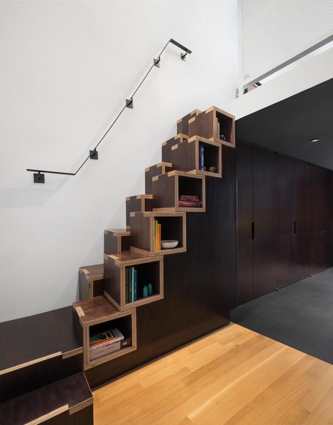 4 mẫu thiết kế cầu thang độc đáo chắc chắn bạn chưa từng được thấy - Ảnh 17.
