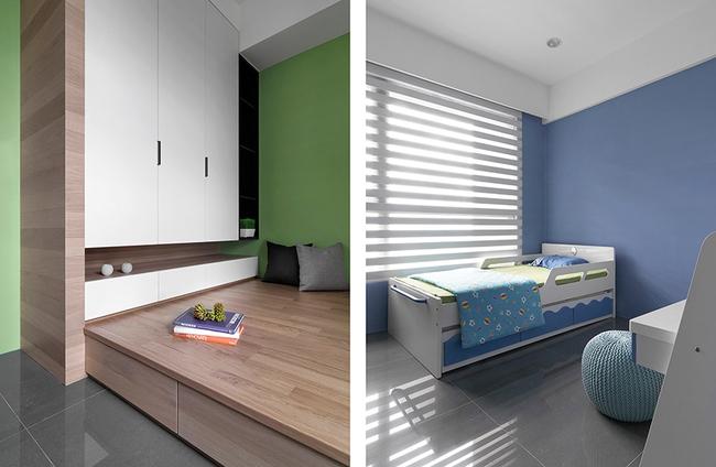 Ngỡ ngàng với cách chọn màu trung tính khiến căn hộ nhỏ trở nên đẹp thanh lịch và cá tính - Ảnh 11.