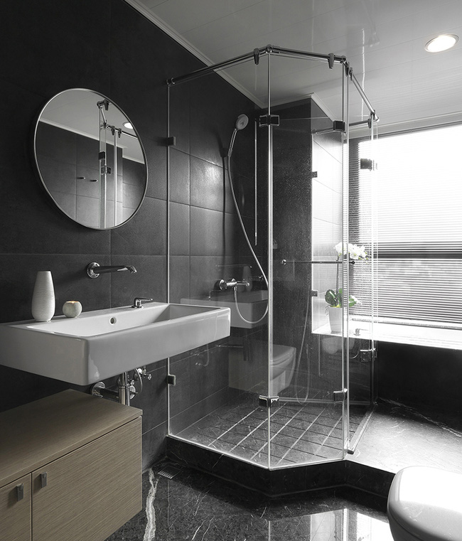 Ngỡ ngàng với cách chọn màu trung tính khiến căn hộ nhỏ trở nên đẹp thanh lịch và cá tính - Ảnh 12.