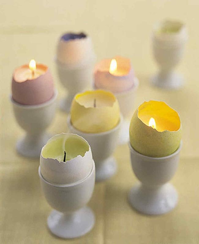 11 cách tận dụng vỏ trứng để trang trí nhà - giải pháp vừa rẻ vừa độc đáo đến khó tin - Ảnh 4.