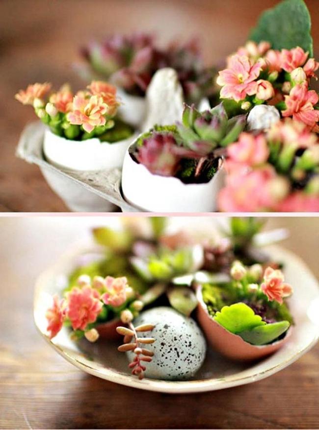 11 cách tận dụng vỏ trứng để trang trí nhà - giải pháp vừa rẻ vừa độc đáo đến khó tin - Ảnh 7.