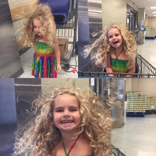 Mới 7 tháng tuổi cậu bé này đã sở hữu mái tóc dài như ngôi sao nhạc rock - Ảnh 11.