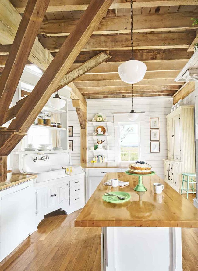 19 ý tưởng tuyệt vời về đảo bếp giúp phòng bếp nhà bạn đẹp hút hồn - Ảnh 7.
