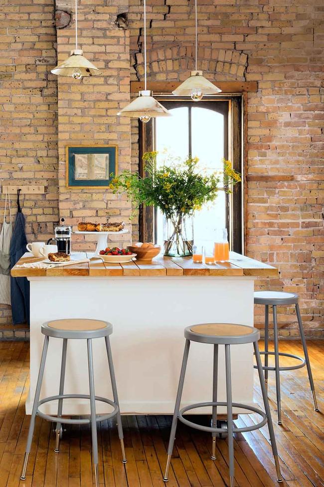 19 ý tưởng tuyệt vời về đảo bếp giúp phòng bếp nhà bạn đẹp hút hồn - Ảnh 14.