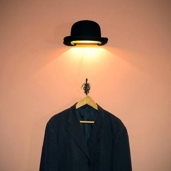 Những mẫu đèn có một không hai khiến bạn ngắm hoài không chán - Ảnh 1.