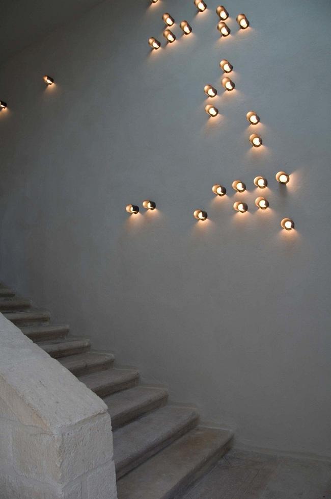 Những mẫu đèn có một không hai khiến bạn ngắm hoài không chán - Ảnh 2.
