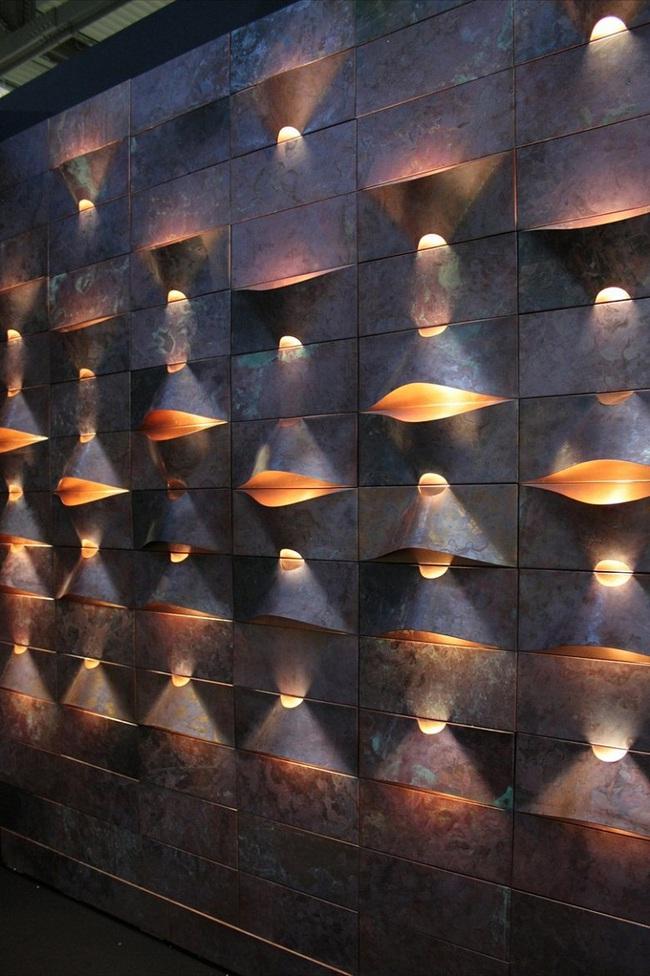 Những mẫu đèn có một không hai khiến bạn ngắm hoài không chán - Ảnh 11.