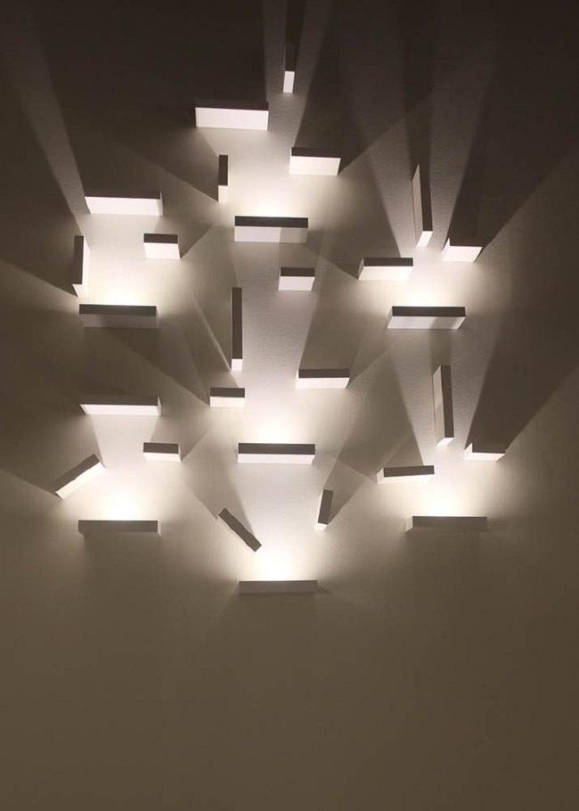 Những mẫu đèn có một không hai khiến bạn ngắm hoài không chán - Ảnh 15.