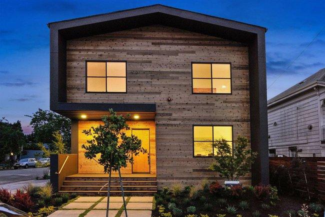 Được xây ở vùng thôn quê nhưng ngôi nhà này hiện đại gấp vạn lần những ngôi nhà trên thành phố - Ảnh 1.