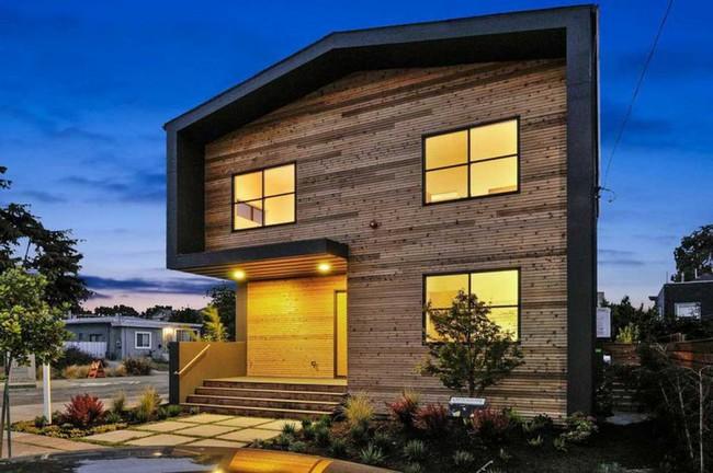 Được xây ở vùng thôn quê nhưng ngôi nhà này hiện đại gấp vạn lần những ngôi nhà trên thành phố - Ảnh 3.