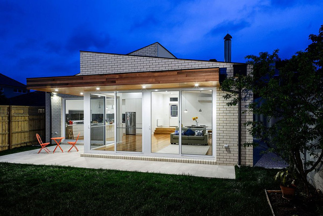 Về quê ở thôi là chưa đủ, phải mang cả cỏ đồng cỏ xanh mướt vào ngôi nhà như thế này mới chịu - Ảnh 12.