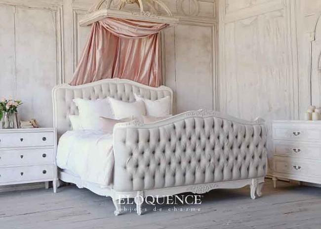 10 mẹo tạo phòng ngủ phong cách đồng quê Pháp tuyệt vời nhất - Ảnh 2.