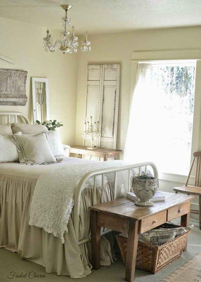 10 mẹo tạo phòng ngủ phong cách đồng quê Pháp tuyệt vời nhất - Ảnh 5.