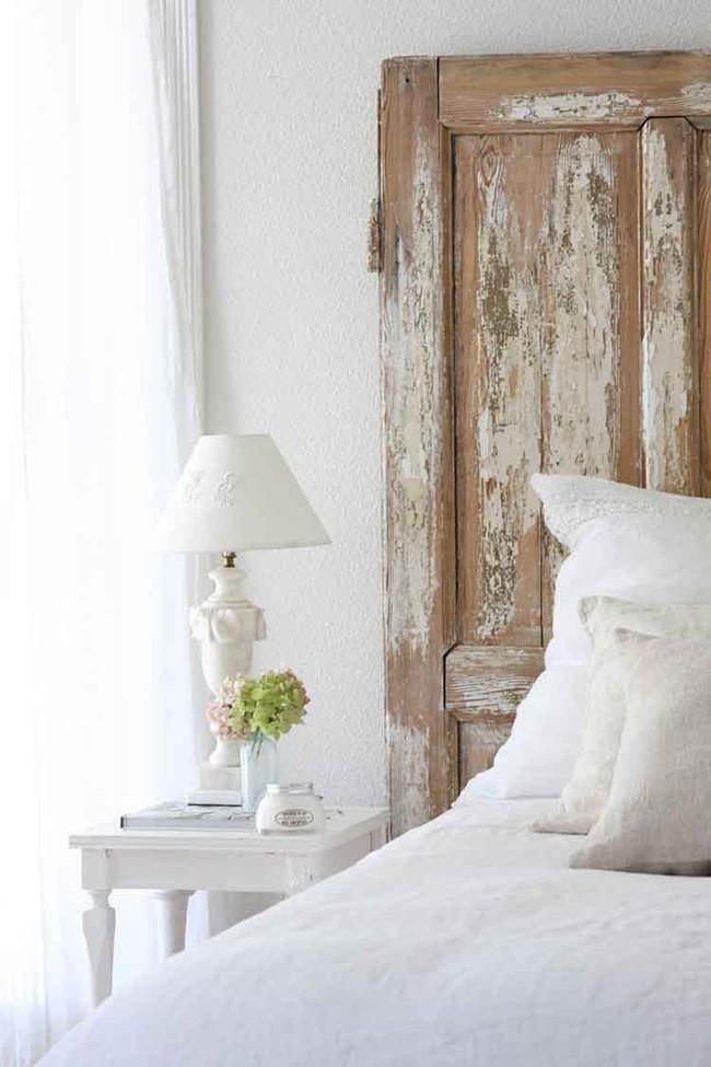10 mẹo tạo phòng ngủ phong cách đồng quê Pháp tuyệt vời nhất - Ảnh 9.