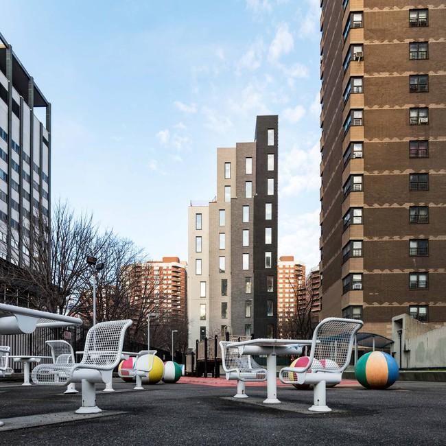 Căn hộ chung cư có diện tích chỉ khoảng 16m² nhưng không thiếu một khu vực chức năng nào mà lại còn đẹp đến ngẩn ngơ - Ảnh 2.