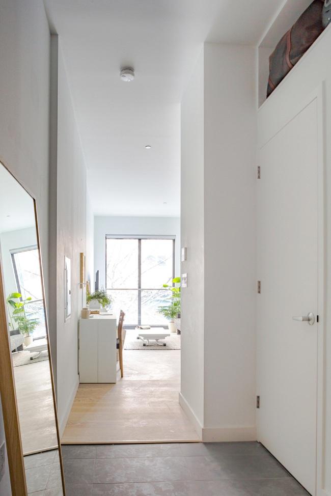 Căn hộ chung cư có diện tích chỉ khoảng 16m² nhưng không thiếu một khu vực chức năng nào mà lại còn đẹp đến ngẩn ngơ - Ảnh 6.