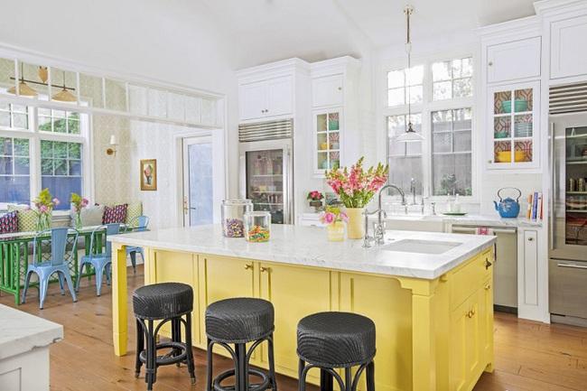 Nếu muốn biến ngôi nhà của bạn rực rỡ đầy màu sắc thì hãy học tập cách làm ngay dưới đây - Ảnh 3.