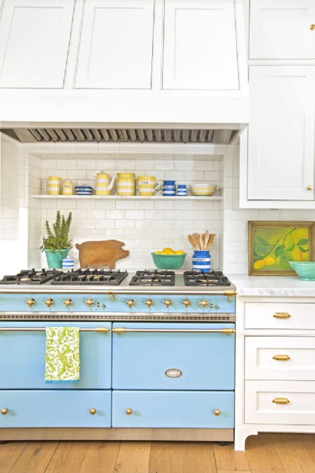 Nếu muốn biến ngôi nhà của bạn rực rỡ đầy màu sắc thì hãy học tập cách làm ngay dưới đây - Ảnh 4.