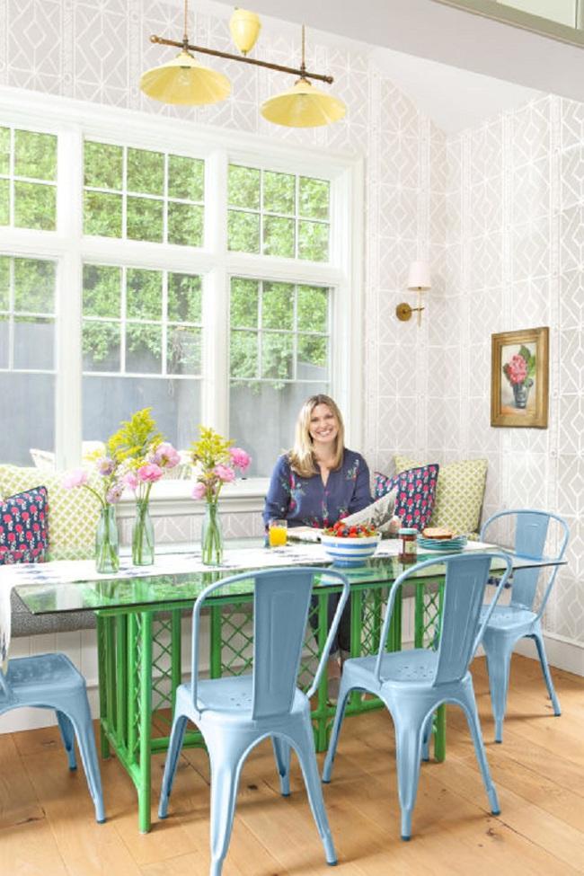 Nếu muốn biến ngôi nhà của bạn rực rỡ đầy màu sắc thì hãy học tập cách làm ngay dưới đây - Ảnh 6.