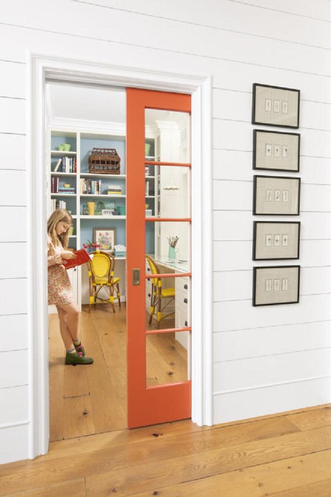 Nếu muốn biến ngôi nhà của bạn rực rỡ đầy màu sắc thì hãy học tập cách làm ngay dưới đây - Ảnh 9.
