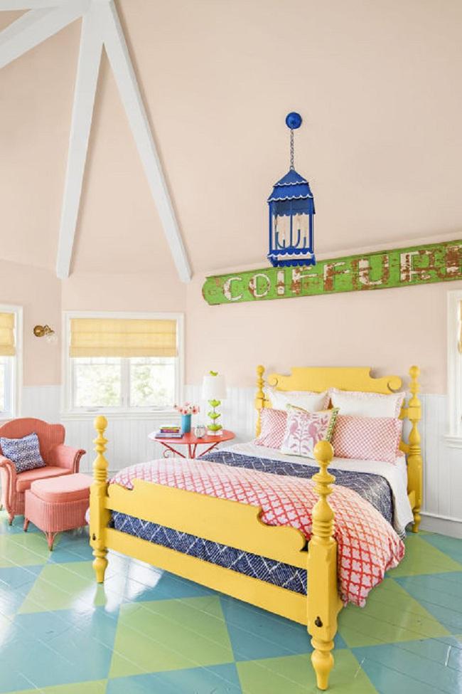 Nếu muốn biến ngôi nhà của bạn rực rỡ đầy màu sắc thì hãy học tập cách làm ngay dưới đây - Ảnh 11.