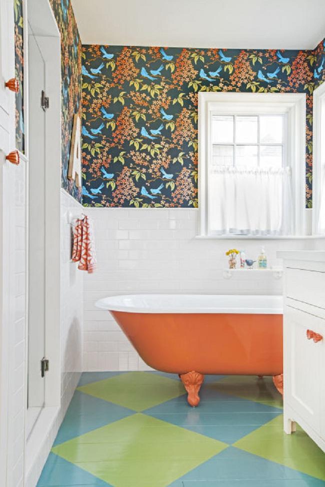 Nếu muốn biến ngôi nhà của bạn rực rỡ đầy màu sắc thì hãy học tập cách làm ngay dưới đây - Ảnh 12.