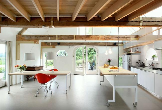Muốn sở hữu một căn bếp hiện đại thì chẳng thể thiếu được kiểu đảo bếp này - Ảnh 2.