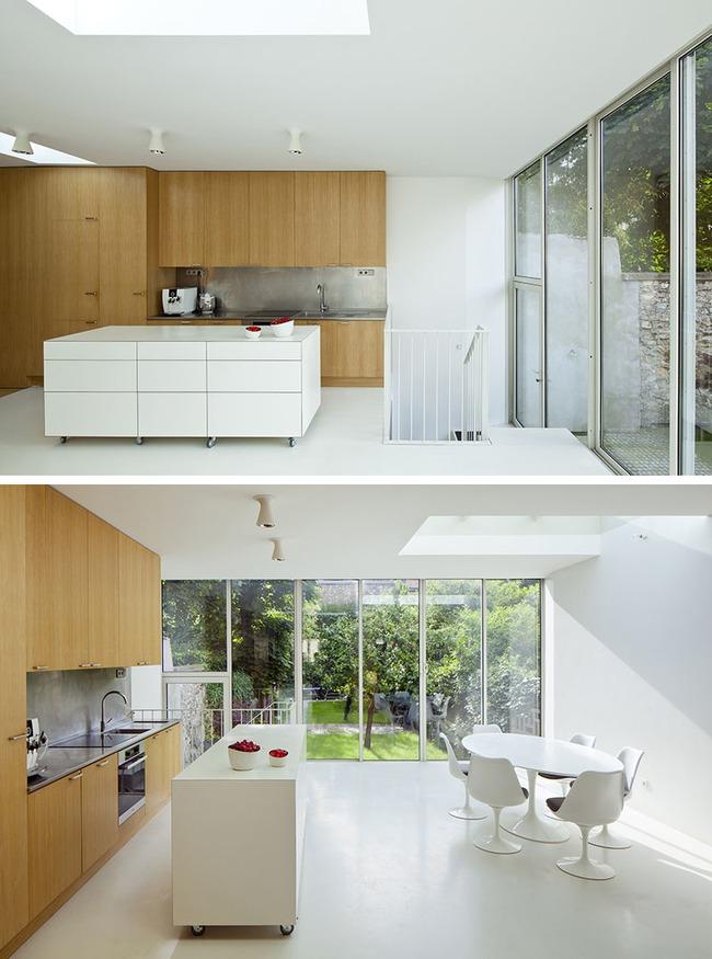 Muốn sở hữu một căn bếp hiện đại thì chẳng thể thiếu được kiểu đảo bếp này - Ảnh 7.
