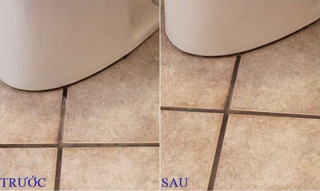 Làm sạch các vạch kẻ xi măng trong nháy mắt chỉ bằng hai nguyên liệu siêu rẻ - Ảnh 13.