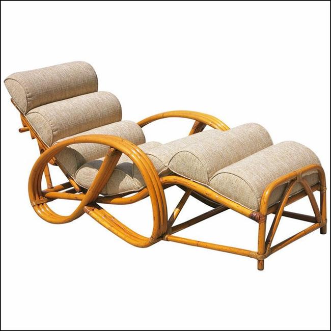 10 mẫu ghế thư giãn bằng chất liệu mây tre đan đẹp kinh điển của những thập niên trước - Ảnh 14.