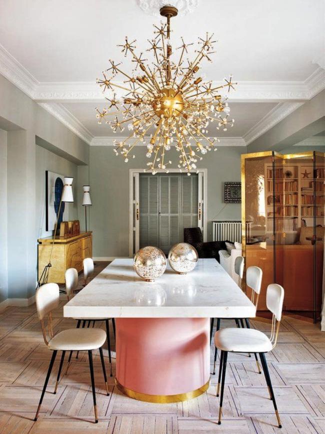 Gợi ý thiết kế phòng ăn đẹp lãng mạn khiến bạn nhìn là yêu - Ảnh 11.