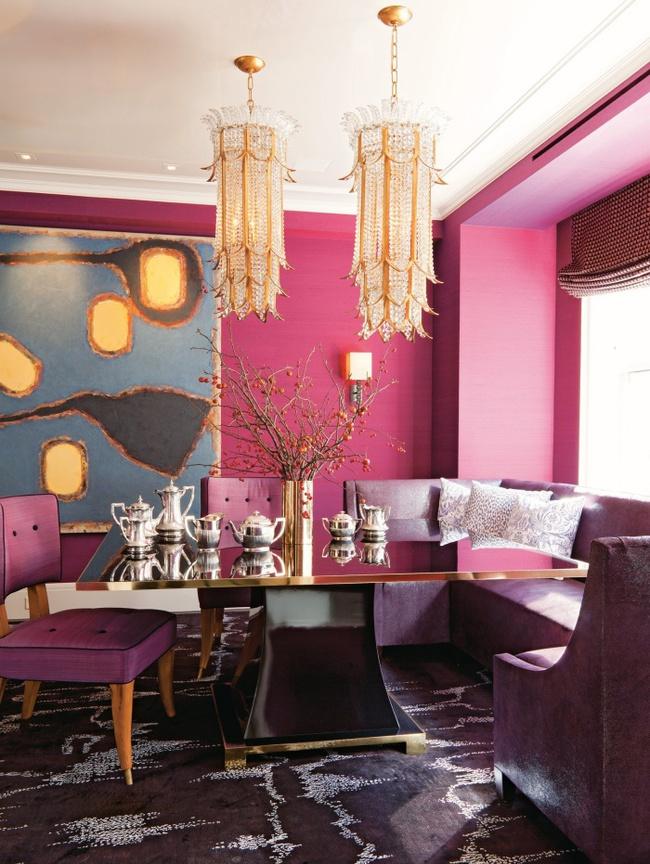 Gợi ý thiết kế phòng ăn đẹp lãng mạn khiến bạn nhìn là yêu - Ảnh 12.