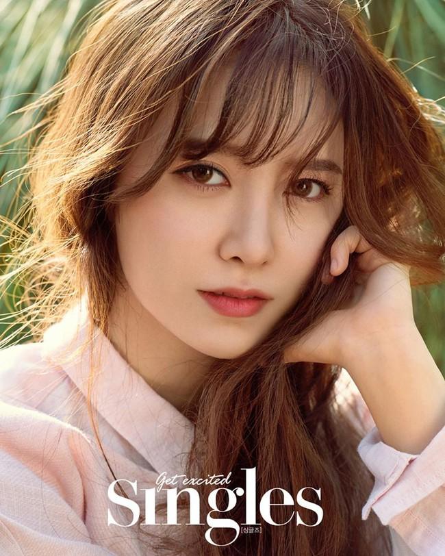 """""""Nàng Cỏ"""" Goo Hye Sun phải nhập viện khi đang đóng phim mới  - Ảnh 1."""