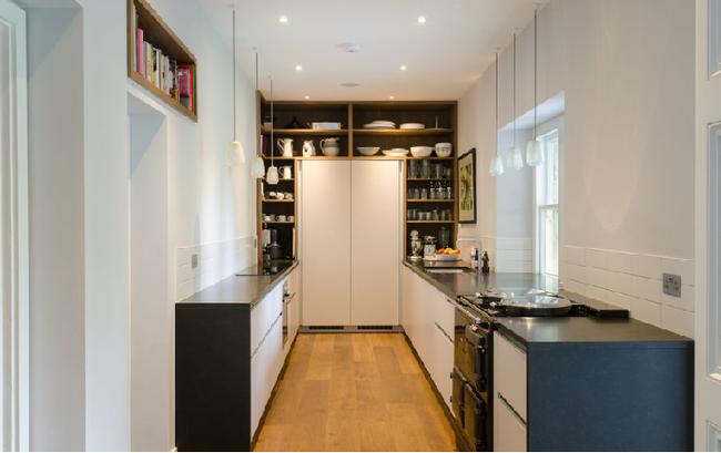 10 điều mà các chuyên gia khuyên dùng cho những ai sở hữu một căn bếp chật - Ảnh 3.
