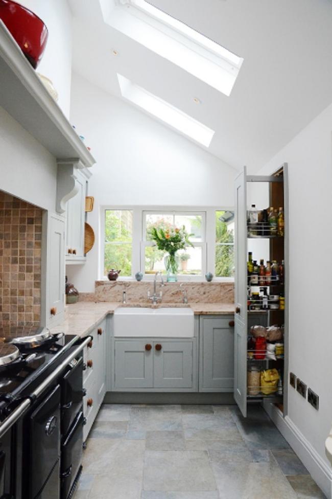 10 điều mà các chuyên gia khuyên dùng cho những ai sở hữu một căn bếp chật - Ảnh 4.