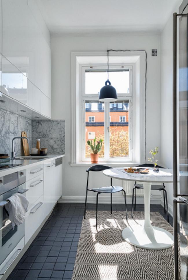 10 điều mà các chuyên gia khuyên dùng cho những ai sở hữu một căn bếp chật - Ảnh 7.