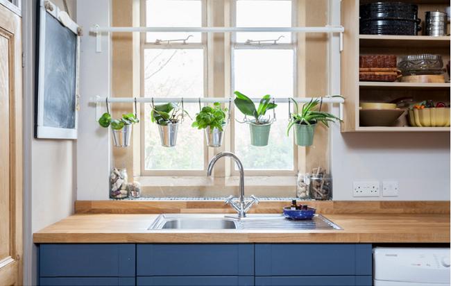 10 điều mà các chuyên gia khuyên dùng cho những ai sở hữu một căn bếp chật - Ảnh 9.