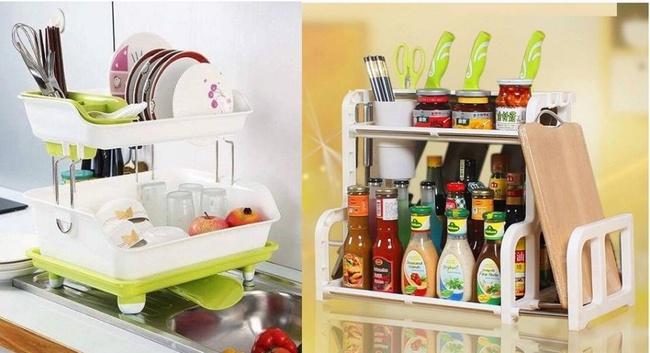 Những phụ kiện nhỏ xinh với giá chưa đến 250 nghìn giúp căn bếp gọn đến bất ngờ - Ảnh 5.