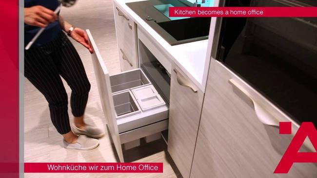 Ấn tượng với tủ đựng đồ đa năng thông minh dành cho nhà hẹp   - Ảnh 4.