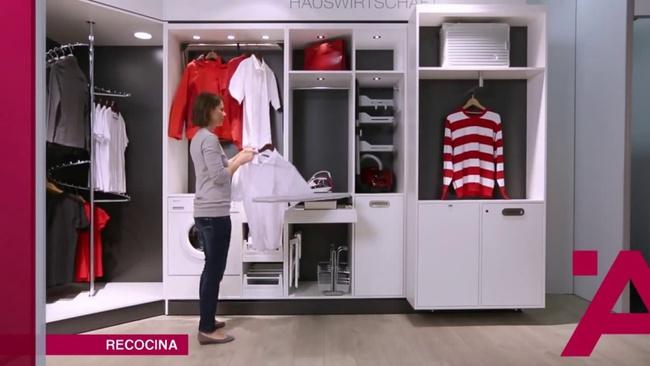 Ấn tượng với tủ đựng đồ đa năng thông minh dành cho nhà hẹp   - Ảnh 6.