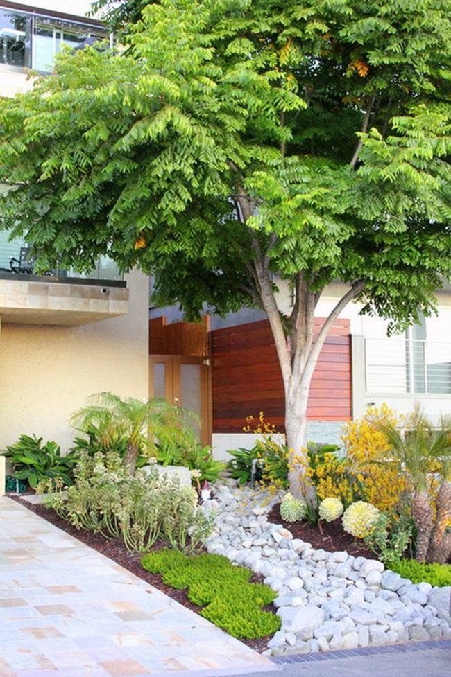 Quên những cách trang trí vườn truyền thống đi và học ngay cách trang trí vườn thời hiện đại dưới đây - Ảnh 6.