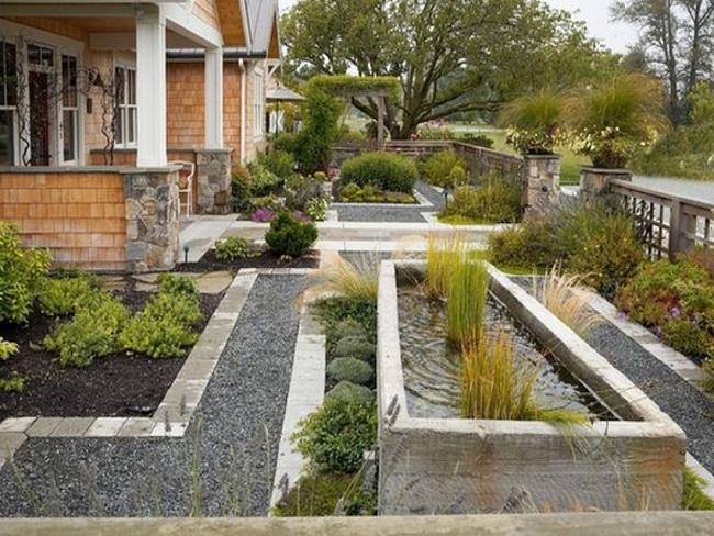 Quên những cách trang trí vườn truyền thống đi và học ngay cách trang trí vườn thời hiện đại dưới đây - Ảnh 7.