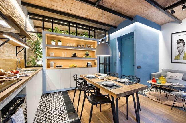 Sở hữu căn hộ nhỏ tuyệt vời như thế này thì cần gì nhà rộng làm chi cho mệt - Ảnh 2.