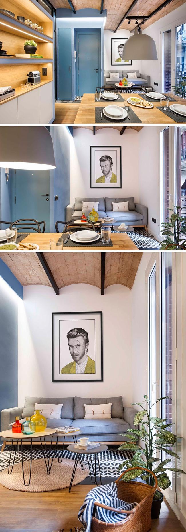 Sở hữu căn hộ nhỏ tuyệt vời như thế này thì cần gì nhà rộng làm chi cho mệt - Ảnh 3.