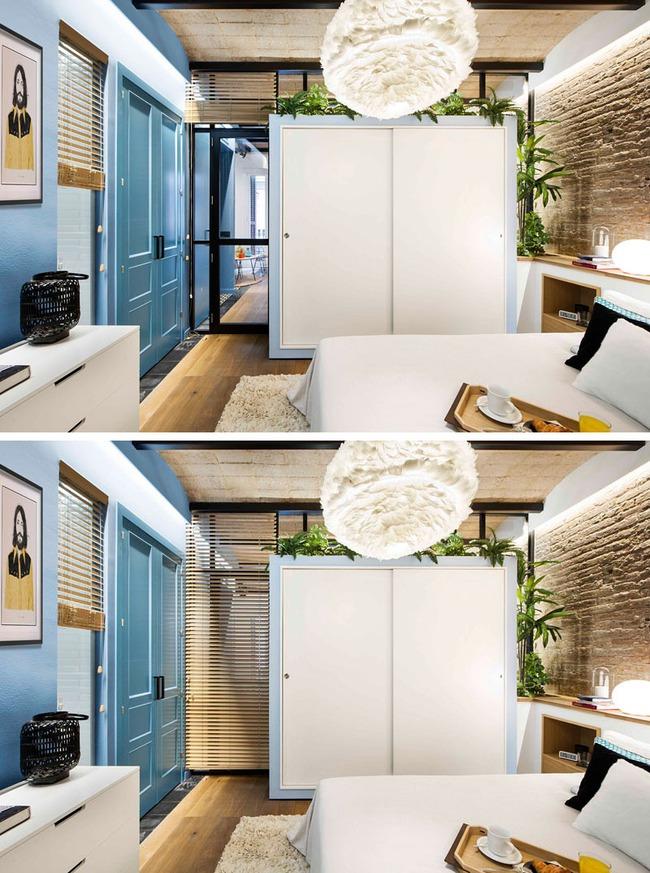 Sở hữu căn hộ nhỏ tuyệt vời như thế này thì cần gì nhà rộng làm chi cho mệt - Ảnh 6.