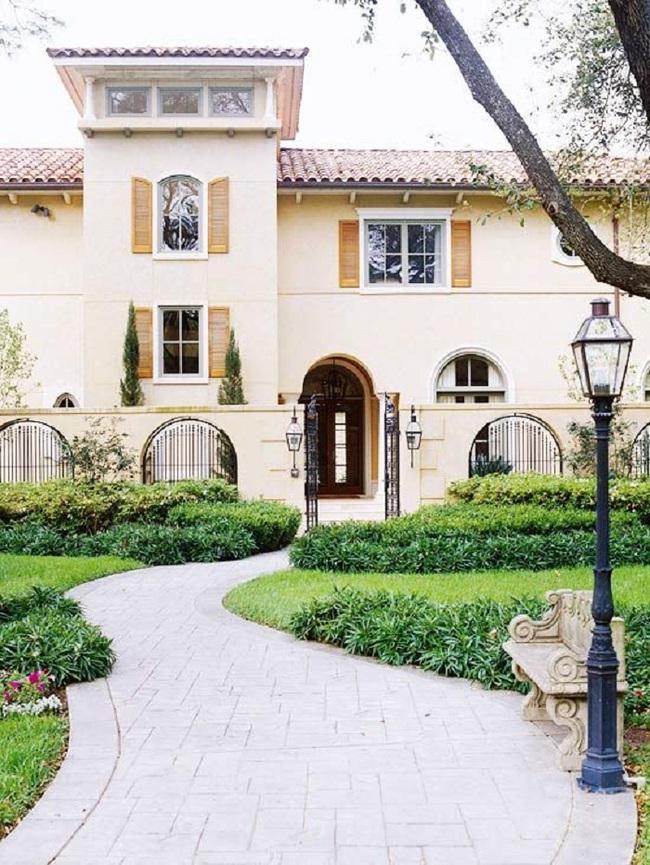 Mách bạn cách trang trí khu vườn trước nhà xinh và ngọt ngào như trong các bộ phim truyền hình lãng mạn - Ảnh 3.