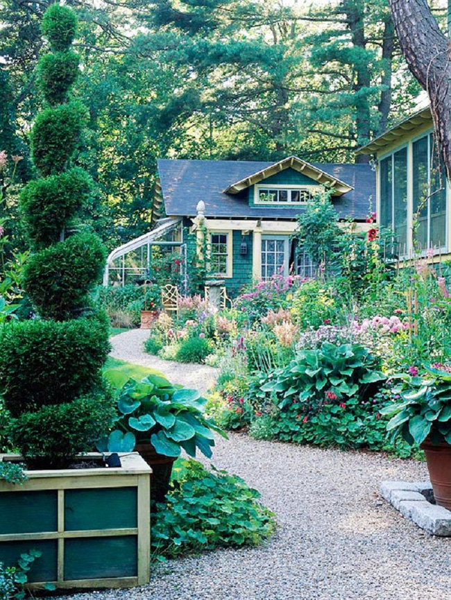 Mách bạn cách trang trí khu vườn trước nhà xinh và ngọt ngào như trong các bộ phim truyền hình lãng mạn - Ảnh 5.