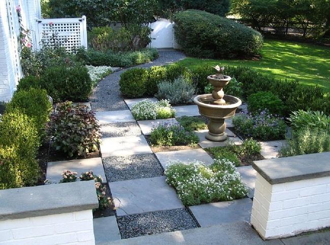 Mách bạn cách trang trí khu vườn trước nhà xinh và ngọt ngào như trong các bộ phim truyền hình lãng mạn - Ảnh 7.